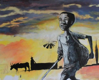 Authentic innovation in the African art scene