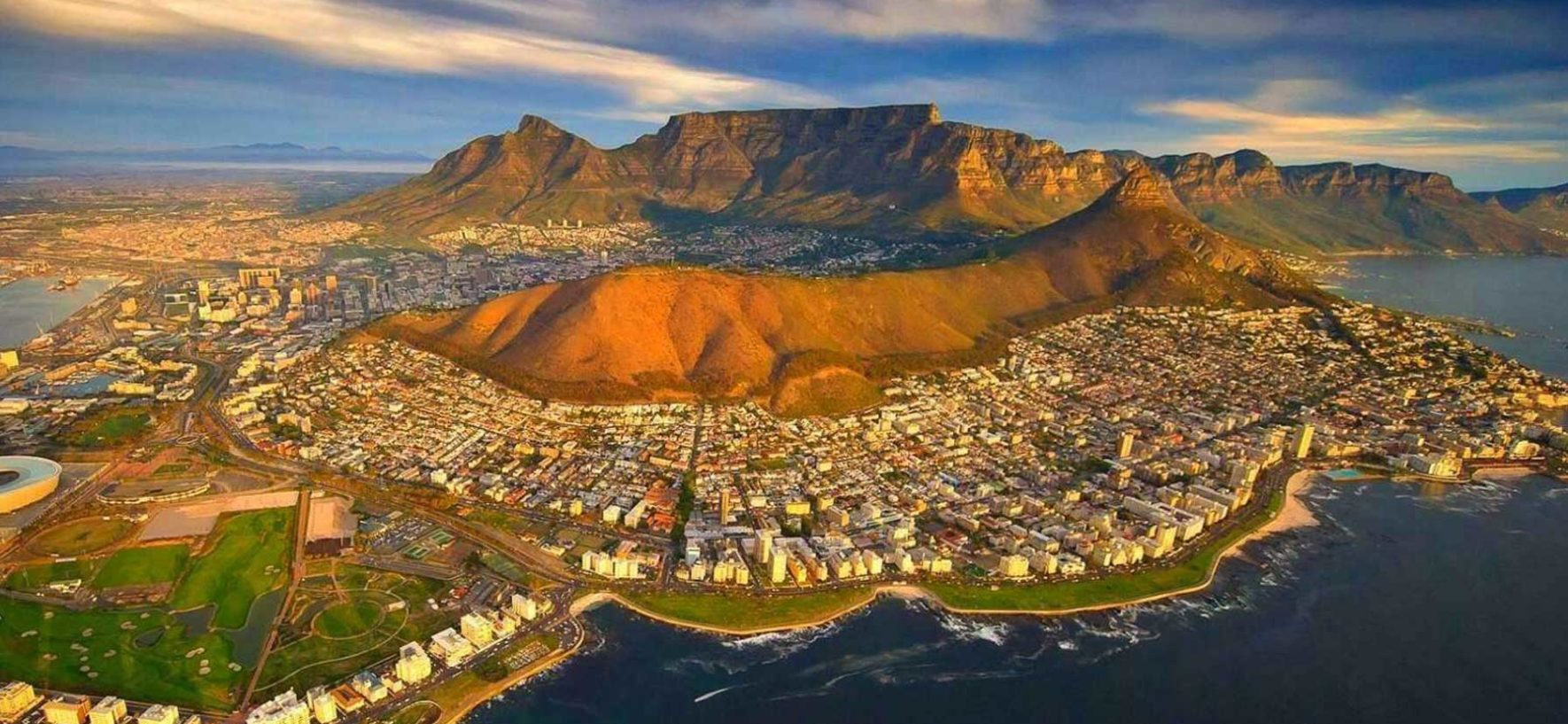 Cape Town Tourism Is Open For Business Despite Drought